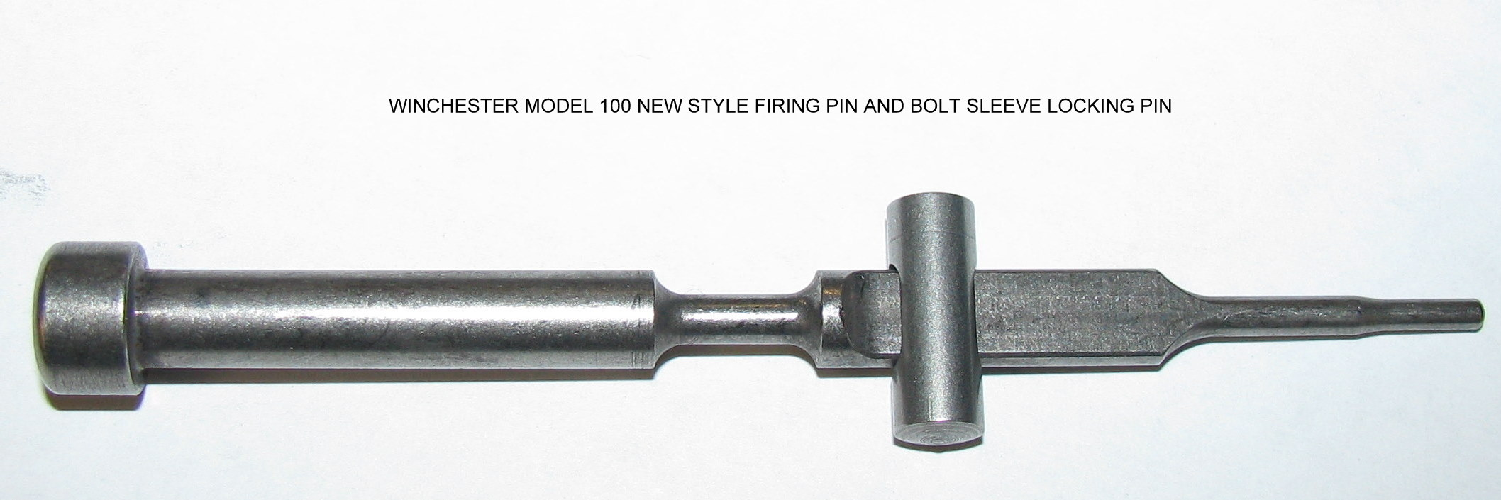 Firing Pin Kit - Are Only Available if Installed at Nu-Line Guns for